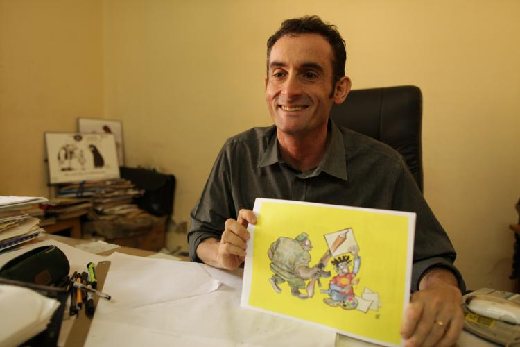 zoom-caricaturistes