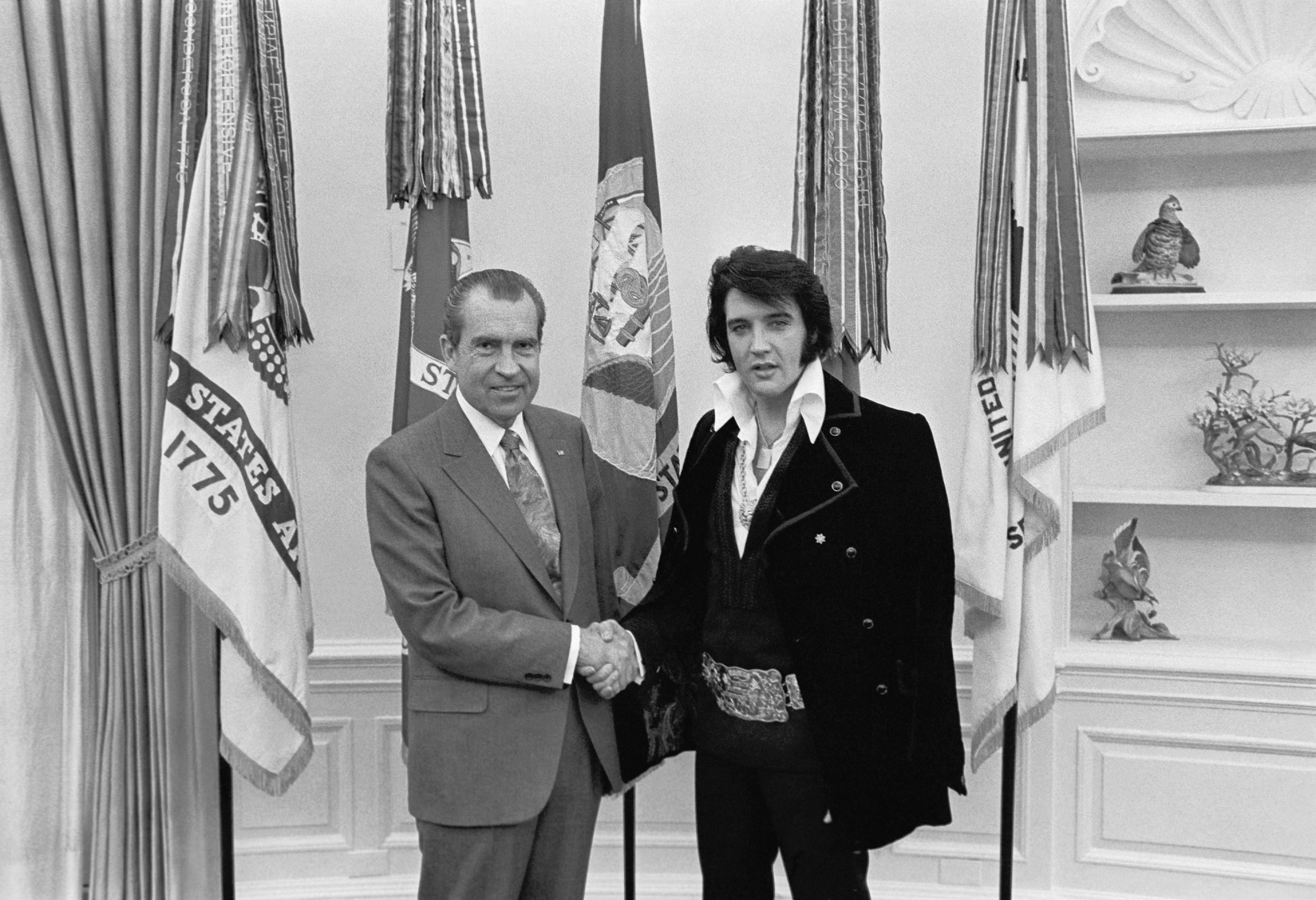 Elvis-and-Nixon-historical