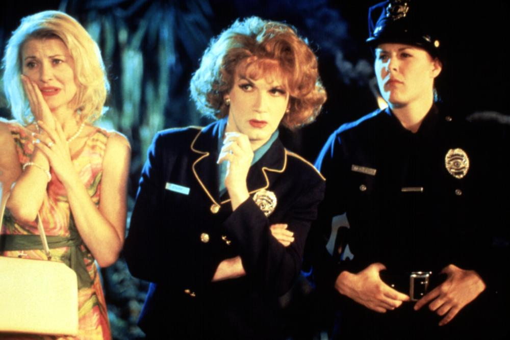 PSYCHO BEACH PARTY, Beth Broderick, Charles Busch, Jenica Bergere, 2000